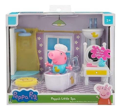 Imagen 1 de 3 de Peppa Pig - Peppa En Pequeño Spa
