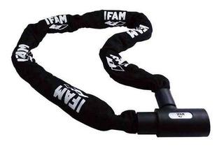 Cadena De Seguridad Motocicleta / Bicicleta Ifam C10