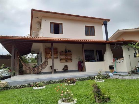 Casa Com 3 Dormitórios À Venda, 120 M² Por R$ 470.000 - Alto Aririu - Palhoça/sc - Ca2449