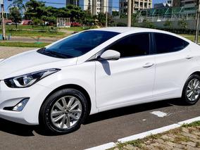 Hyundai Elantra 2.0 16v Gls Flex 2015 Aut. 4p Único Dono