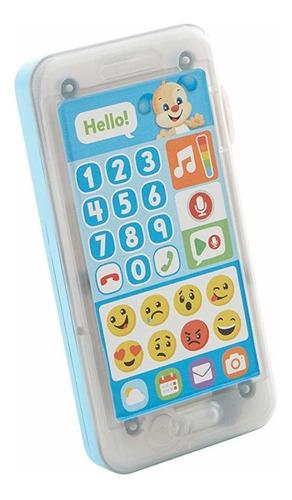 Imagen 1 de 6 de Fisher-price Laugh & Learn Leave A Message Smart Phone