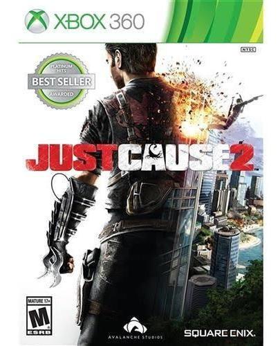 Jogo Just Cause 2 Xbox 360 Mídia Digital