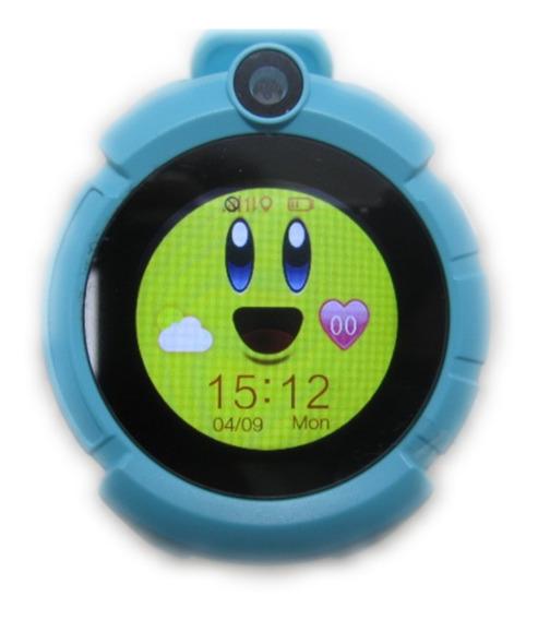 Gps Smartwatch Reloj Localizador Gps Wifi Cámara Touch Niños