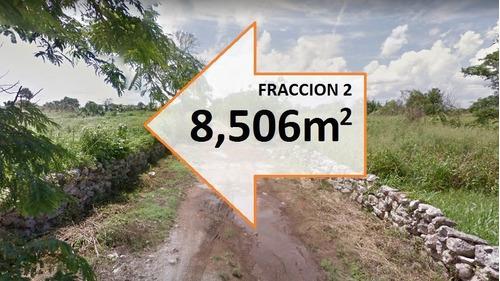 Imagen 1 de 6 de Terreno Propieda Privada En Ixil Con Invernadero