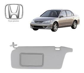Quebra Sol Civic 2004 Original Honda Esquerdo