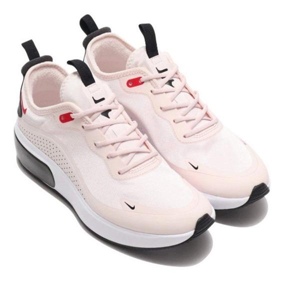 Tenis Nike Air Max Dia Rosa, Negro, Rojo,nuevos En Caja,orig