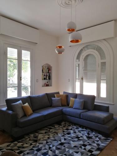 Hermosa Casa En Alquiler, 5 Dorm, 5 Baños, 2 Garage, Pocitos
