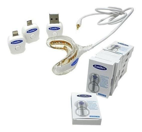 Branqueador Clarodenti +gel Branqueador Peróxido Hidrogênico