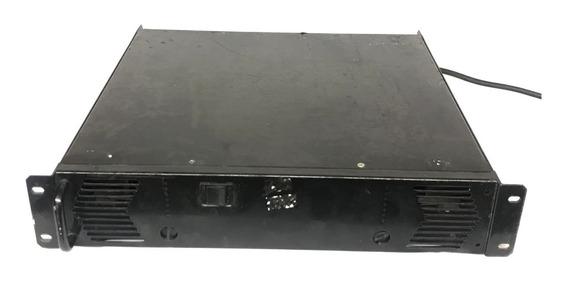 Amplificador De Potencia Machine A1600w Mix - Fotos Reais!!