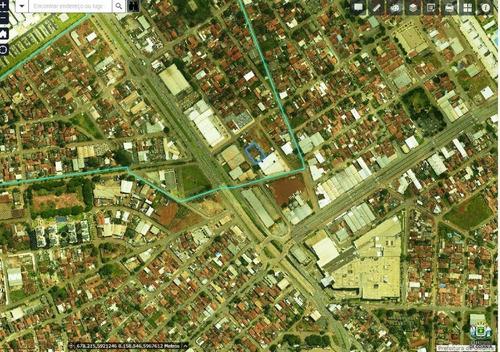 Área À Venda, 1440 M² Por R$ 1.080.000,00 - Setor Santos Dumont - Goiânia/go - Ar0095