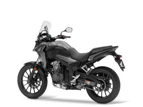 Honda Cb500x Negra Mate