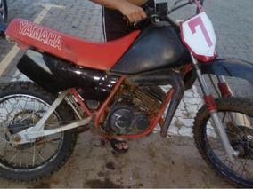 Yamaha Dt180 Trilha