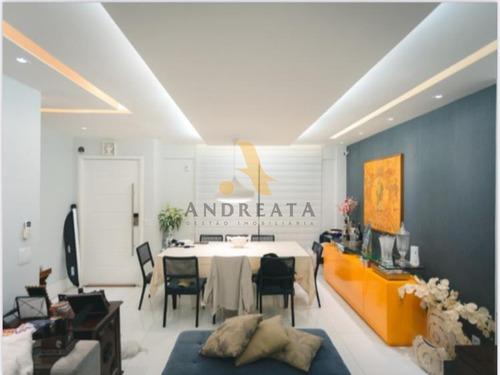 Concetto Bianco - 404m², Moderna, 3 Andares, Constando De: Jardim, Piscina, Espaço Gourmet, 5suites,studio, Cozinha Planejada, 3 Vagas Cobertas. - Sqa1618i - 69366731