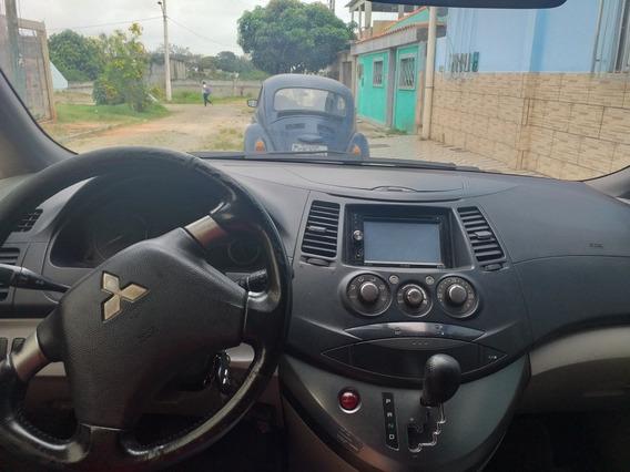 Mitsubishi Grandis Mais Completa