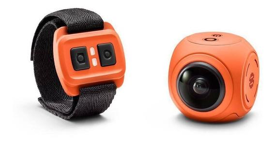 Câmera Panorâmica Atrio X-pheral Wifi 360º Com Óculos V.r