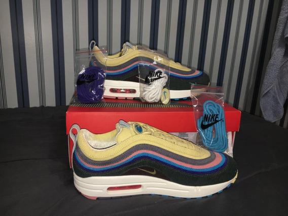 Zapatillas Nike Air Max 1/97 Sean Wotherspoon (autenticas)