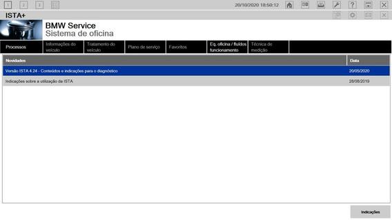 Scanner Bmw + Software Registro Histórico Revisão