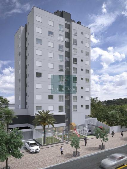 Apartamento Com 2 Dorms, Guarani, Novo Hamburgo - R$ 189 Mil, Cod: 82 - V82