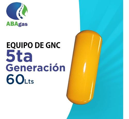 Equipo De Gnc Gas Nuevo 5ta Generacion Premium Linea Fiat