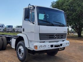 Mercedes Benz Mb Atron 2729 Traçado 6x4 Com 156 Mil Km
