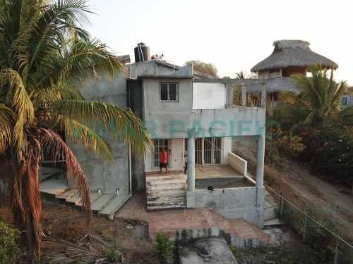 Casa En Venta En Brisas De Zicatela Puerto Escondido