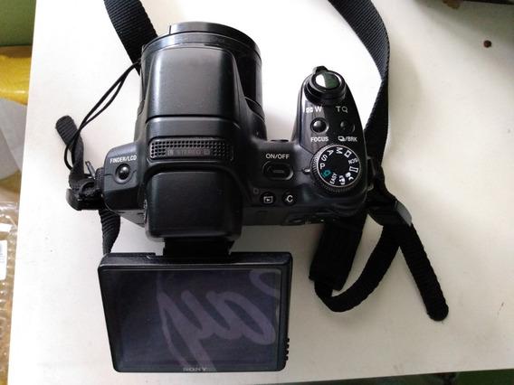 Camera Digital Semi Profissional Sony