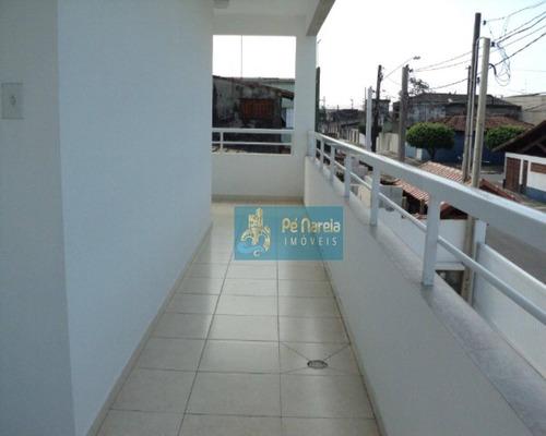 Casa Com 2 Dormitórios À Venda Por R$ 230.000 - Jardim Quietude - Praia Grande/sp - Ca0071