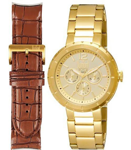 Relógio Dumont Masculino Du6p29abk/4x