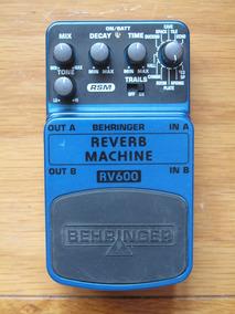 Pedal Reverb Rv600 (c/ Shimmer) - Top