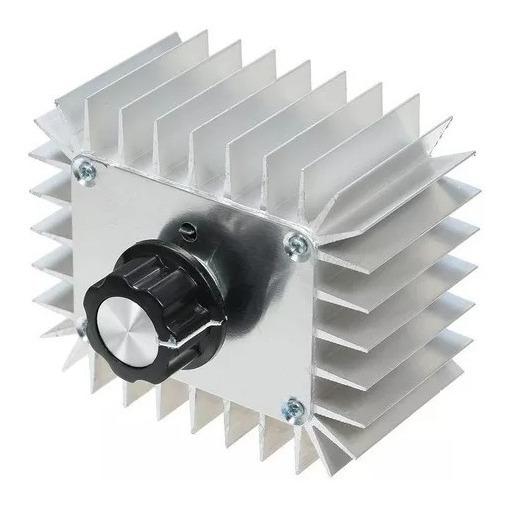 Controlador De Velocidade - Dimmer 5000w C/ Nota Fiscal