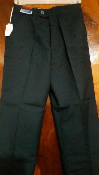 Pantalones Colegiales Color Azul Marino