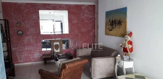 Apartamento Com 3 Dormitórios À Venda, 95 M² Por R$ 550.000,00 - Cerâmica - São Caetano Do Sul/sp - Ap9997