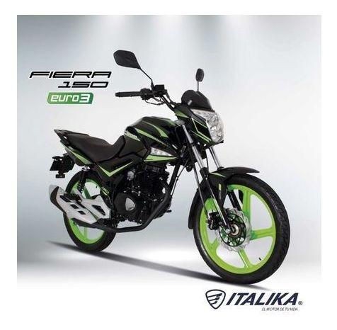 Moto Vgo125 Euro Iii + Tarjeta Y Placa + Casco + Soat