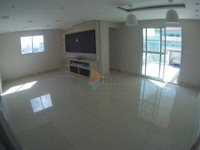 Cobertura Residencial À Venda, Vila Guilhermina, Praia Grande - Ap5757. - Co0256