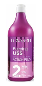 Lowell Keeping Liss Creme Alisante Escova Progressiva - 1lt