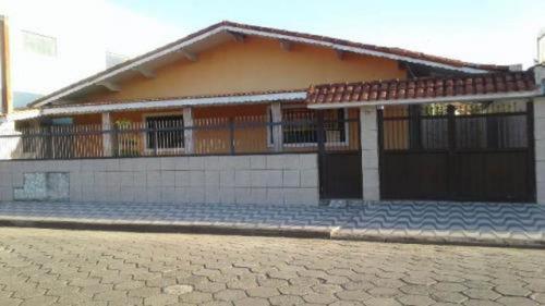 Linda Casa Lado Praia Em Itanhaém Litoral Sul Sp - 4805 |npc