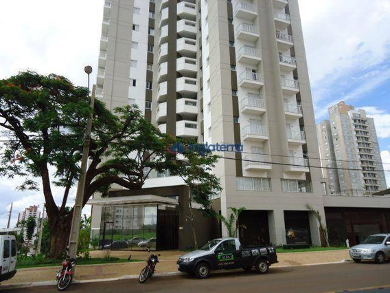 Apartamento Com 2 Dormitórios À Venda, 81 M² Por R$ 545.000,00 - Gleba Palhano - Londrina/pr - Ap1217