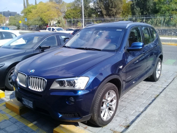 Bmw X3 28i Top Line. Interiores Cherry. En Inmaculado Estado