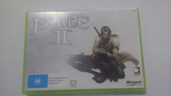 Fable 2 Limeted Collector