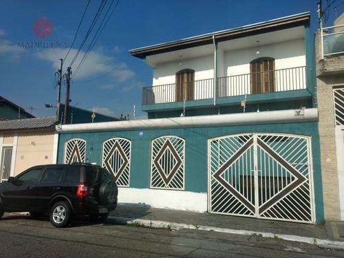 Imagem 1 de 15 de Casa Sobrado Em Parque Boturussu  -  São Paulo - 715