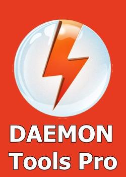 Daemon Tools Pro Versão: 5.5.0