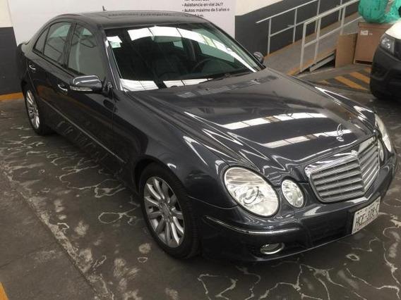 Mercedes Benz Clase E Sedan 4p E 350 Elegance