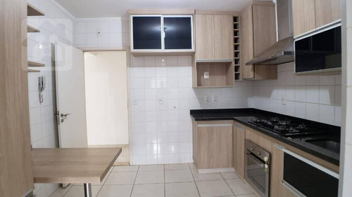 Apartamento Com 2 Dormitórios À Venda, 98 M² Por R$ 400.000,00 - Edifício Espanha - Araçatuba/sp - Ap0460