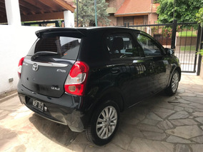 Toyota Etios, 1.5 Xls, 2014, El Mas Full!!! Usb