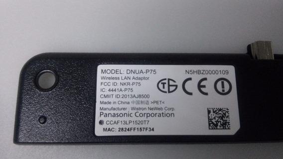 Adaptador Módulo Wireless Interno Tv Panasonic Tc-32ds600b