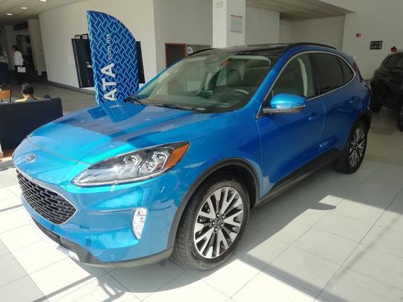 Ford Escape Titanium Azul 2020