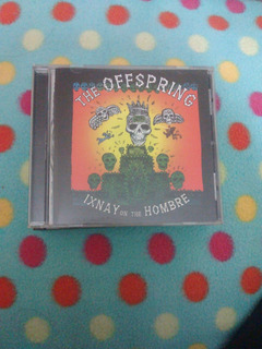 The Offspring - Ixnay On The Hombre - Cd