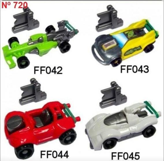 Coleção De Kinder Carros Super Carros (frete Incluso)