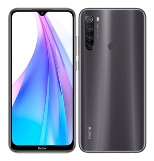 Xiaomi Redmi Note 8t Dual 64gb Cinza 4 De Ram Global
