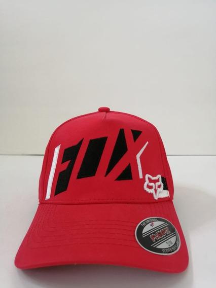 Gorra Fox Rojo Raicing